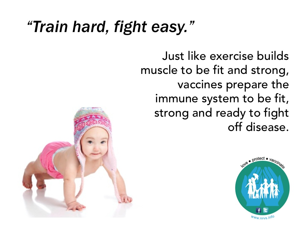 train hard, fight easy